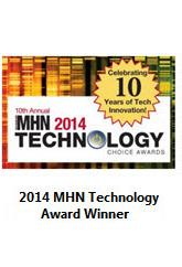 MHN Technology Award Winner